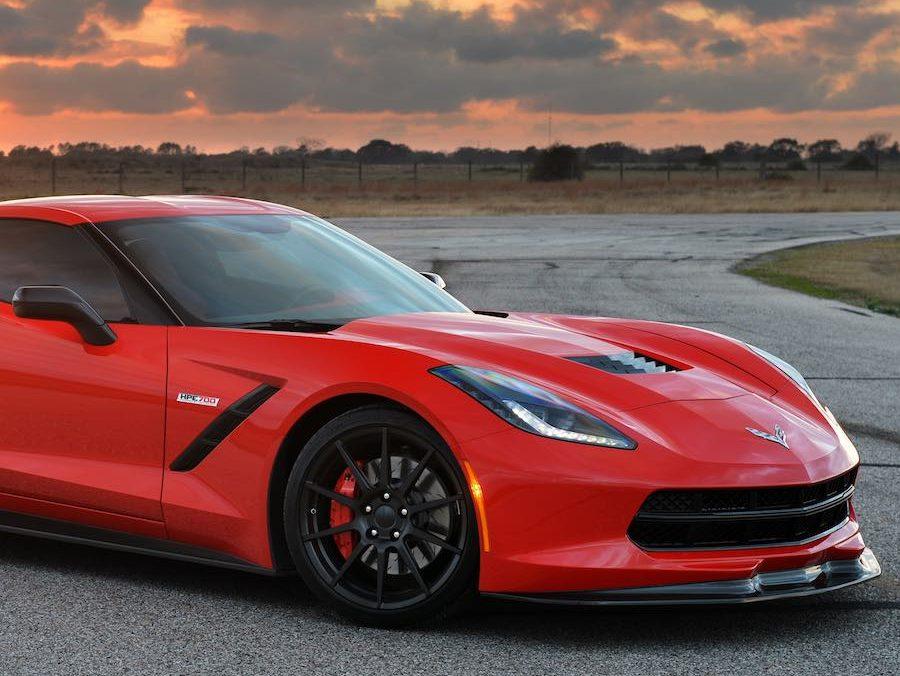 PolyOne Develops Carbon Fibre Underbody Brace for C7 Corvette