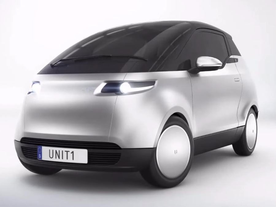 Zoltek Carbon Fibre Featured in New Uniti Electric Car