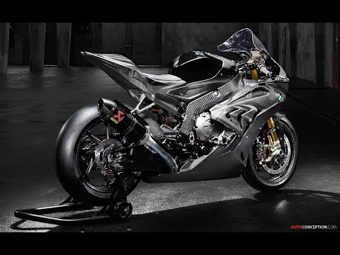 BMW Unveils Exclusive HP4 RACE Motorcycle made with Carbon Fibre