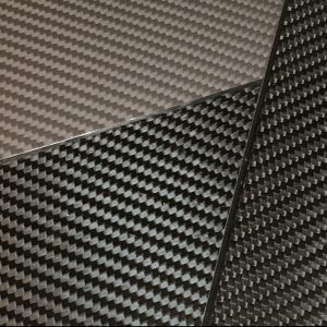 Cured Carbon Fibre Products