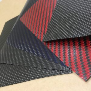 Carbon Fibre Leather